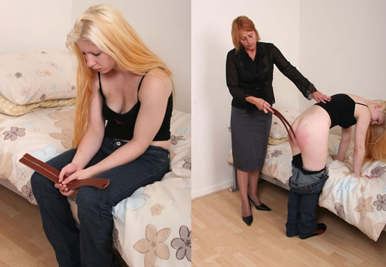 Jessica's Caning